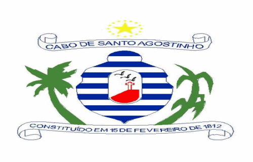 Brasão del município de Cabo de Santo Agostinho