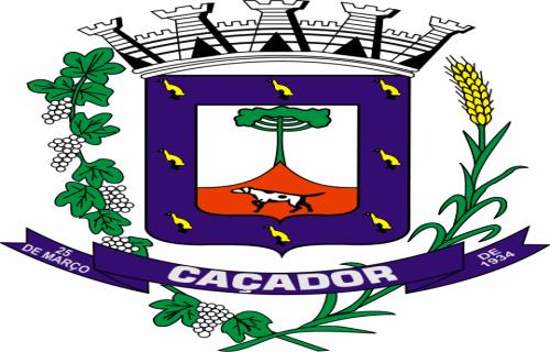 Brasão del município de Caçador