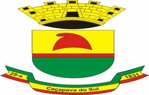 Brasão del município de Caçapava do Sul