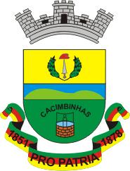 Brasão del município de Cacimbinhas