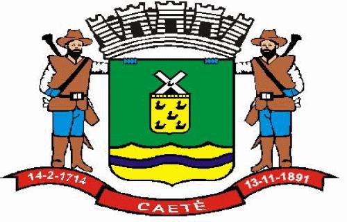 Brasão del município de Caeté