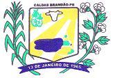 Brasão del município de Caldas Brandão