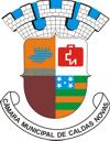 Brasão del município de Caldas Novas