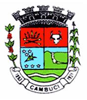 Brasão del município de Cambuci