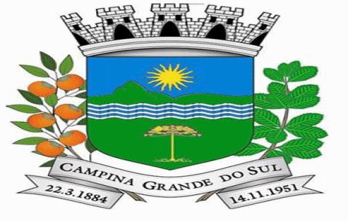 Brasão del município de Campina Grande do Sul