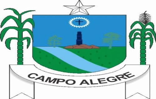 Brasão del município de Campo Alegre