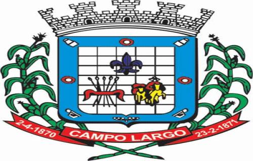 Brasão del município de Campo Largo