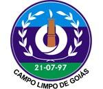 Brasão del município de Campo Limpo de Goiás