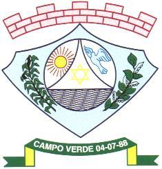 Brasão del município de Campo Verde