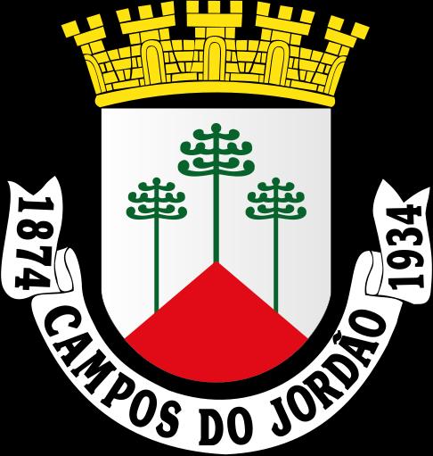 Brasão del município de Campos do Jordão