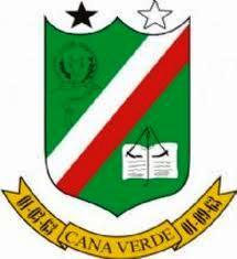 Brasão del município de Cana Verde