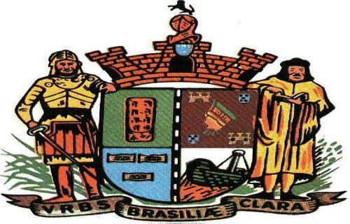 Brasão del município de Cananéia