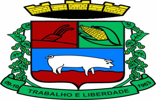 Brasão del município de Cândido Godói