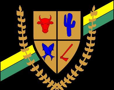 Brasão del município de Canindé de São Francisco