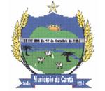 Brasão del município de Cantá