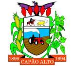 Brasão del município de Capão Alto