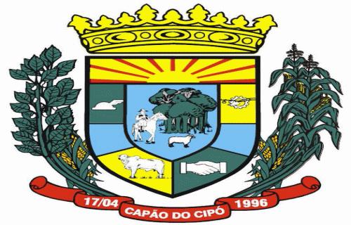 Brasão del município de Capão do Cipó