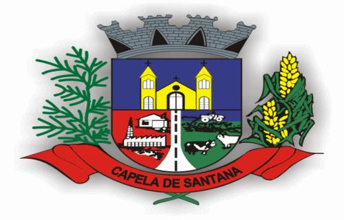 Brasão del município de Capela de Santana
