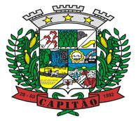 Brasão del município de Capitão