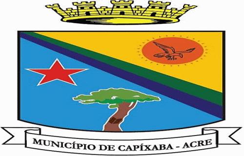 Brasão del município de Capixaba