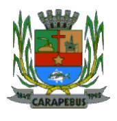 Brasão del município de Carapebus