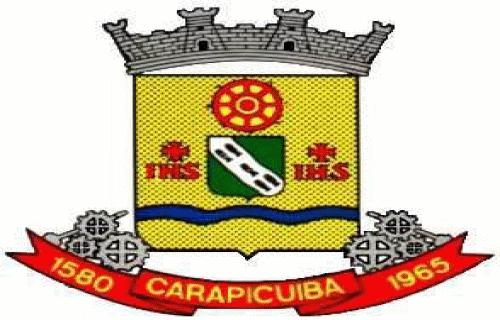 Brasão del município de Carapicuíba