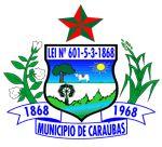 Brasão del município de Caraúbas