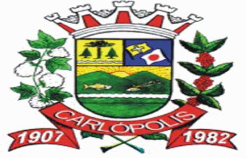 Brasão del município de Carlópolis