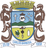 Brasão del município de Carlos Barbosa