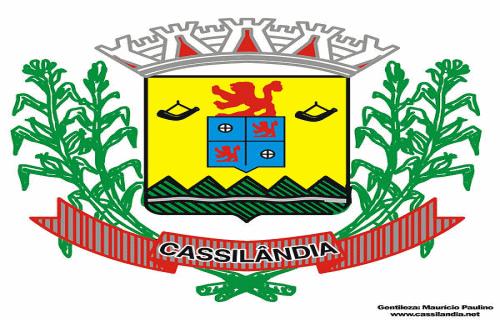 Brasão del município de Cassilândia