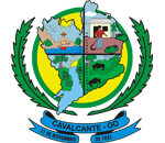 Brasão del município de Cavalcante