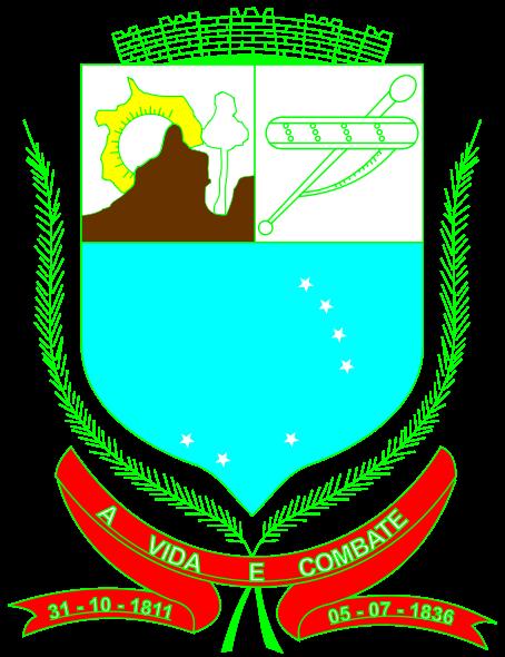 Brasão del município de Caxias
