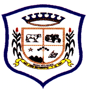 Brasão del município de Cerrito