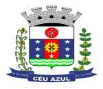 Brasão del município de Céu Azul