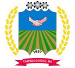 Brasão del município de Chapada Gaúcha
