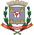 Brasão del município de Cianorte