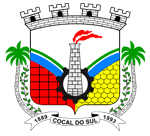Brasão del município de Cocal do Sul