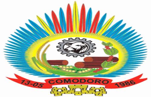 Brasão del município de Comodoro