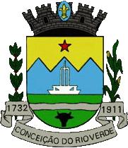 Brasão del município de Conceição do Rio Verde