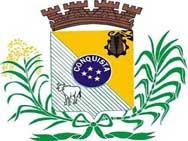 Brasão del município de Conquista