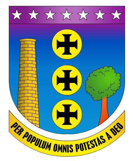 Brasão del município de Contagem