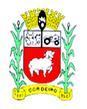 Brasão del município de Cordeiro