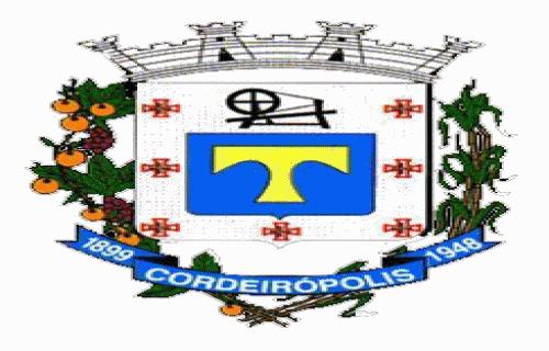Brasão del município de Cordeirópolis