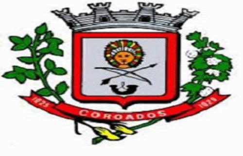 Brasão del município de Coroados