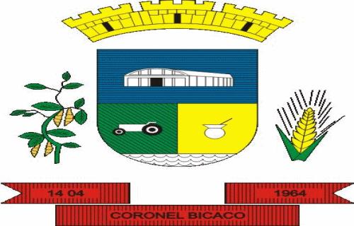 Brasão del município de Coronel Bicaco