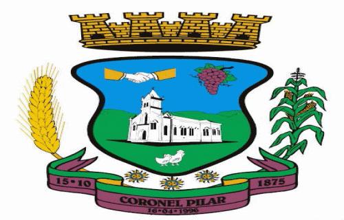 Brasão del município de Coronel Pilar