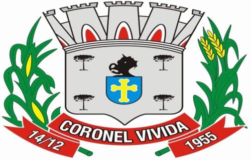 Brasão del município de Coronel Vivida
