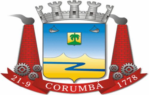 Brasão del município de Corumbá