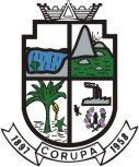 Brasão del município de Corupá