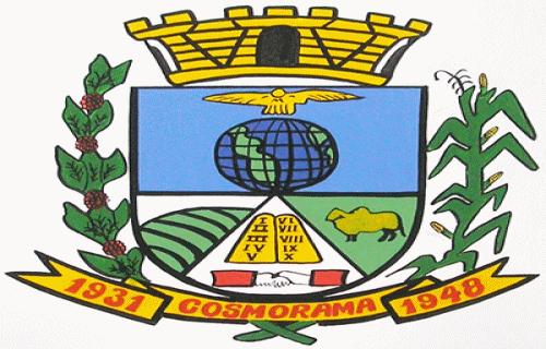 Brasão del município de Cosmorama